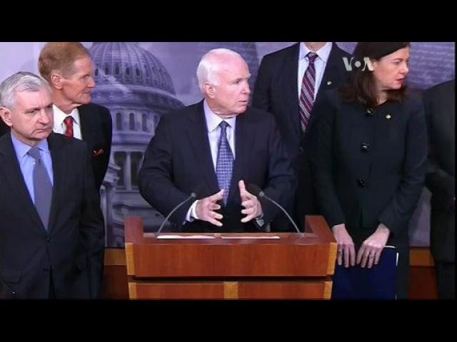 У Сенаті США демократи та республіканці досягли єдності що до надання зброї Україні