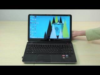 Видео обзор ноутбуков HP Pavilion G6 и Pavilion M6