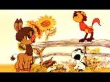 Мультфильмы для детей 2-5 лет - Петушок и Солнышко (1974) - советские мультики для детей