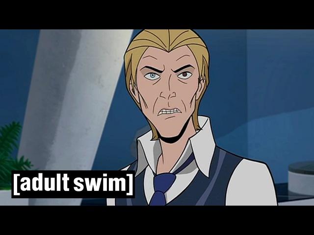 David Bowie Tribute   The Venture Bros.   Adult Swim