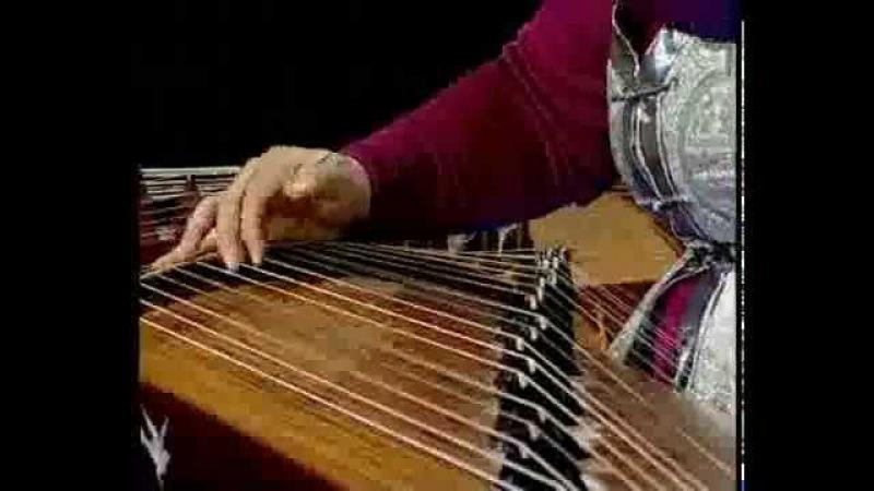 MUNKH-ERDENE Chuluunbat - Variation by B. Sharav