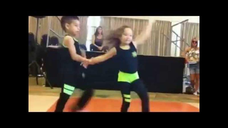 сальса! дети танцуют супер