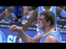 Timofey Mozgov Was Bleeding Like He Was In The Fight!!Caught In the face From Gerald Henderson