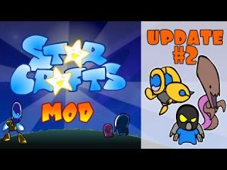 Starcrafts Mod Update: Units - Adept, High Templar, Hydralisk, Baneling, Reaper, Ghost