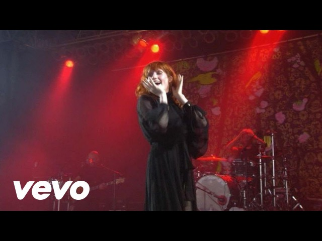 Florence The Machine - Strangeness And Charm (LIVE from Bonnaroo, 2011)