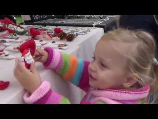 VLOG Николь на празднике Каштанов , Ютуб Канал Николь , ютуб для детей , YouTube for kids