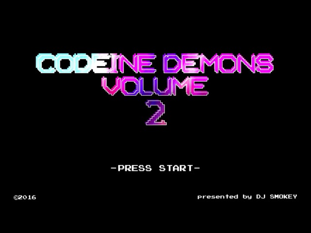 DJ Smokey - CodeineDemonz Part 2 (OFFICIAL VIDEO by @positivepabs)