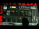 POD XT Live Presets Demo - Line 6 Multi Effects FX Electric Guitar Sounds U2, Queen, Van Halen