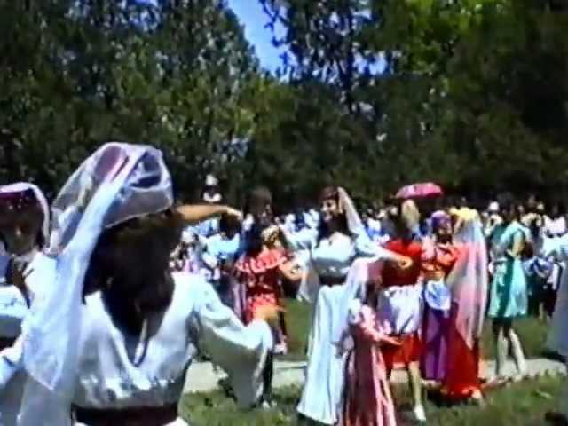 Курбан байрам 1991 год Крым