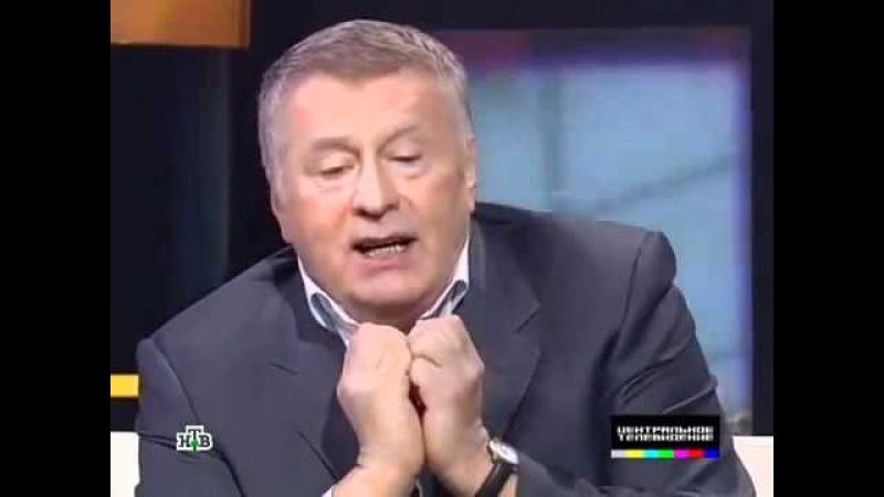 Жириновский ответил Рамзану Кадырову 06.02.2011