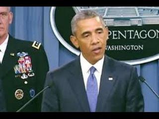 Обама оговорился по Фрейду,пообещав ускорить тренировку ИГИЛ