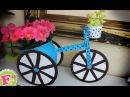 Florero en forma de Bicicleta para MAMÁ! Floritere