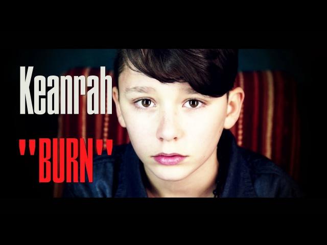 Ellie Goulding Cover Burn by Keanu Rapp prod by Vichy Ratey