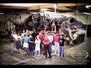 JURASSIC PARK T-Rex - Part 1 - Building an Animatronic Dinosaur