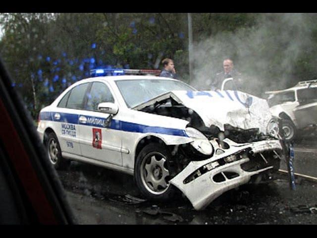 Страшная авария в Москве Vin4 Crazyline