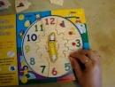 Детская игрушка видеообзор - Мои первые часы для детей (kidtoy.in.ua)