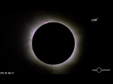 March 8 Solar Eclipse Totality
