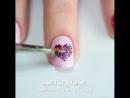 Дизайн ногтей ко Дню Святого Валентина легко и быстро