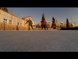 Ещё немного покатушек #winter #videooftheday