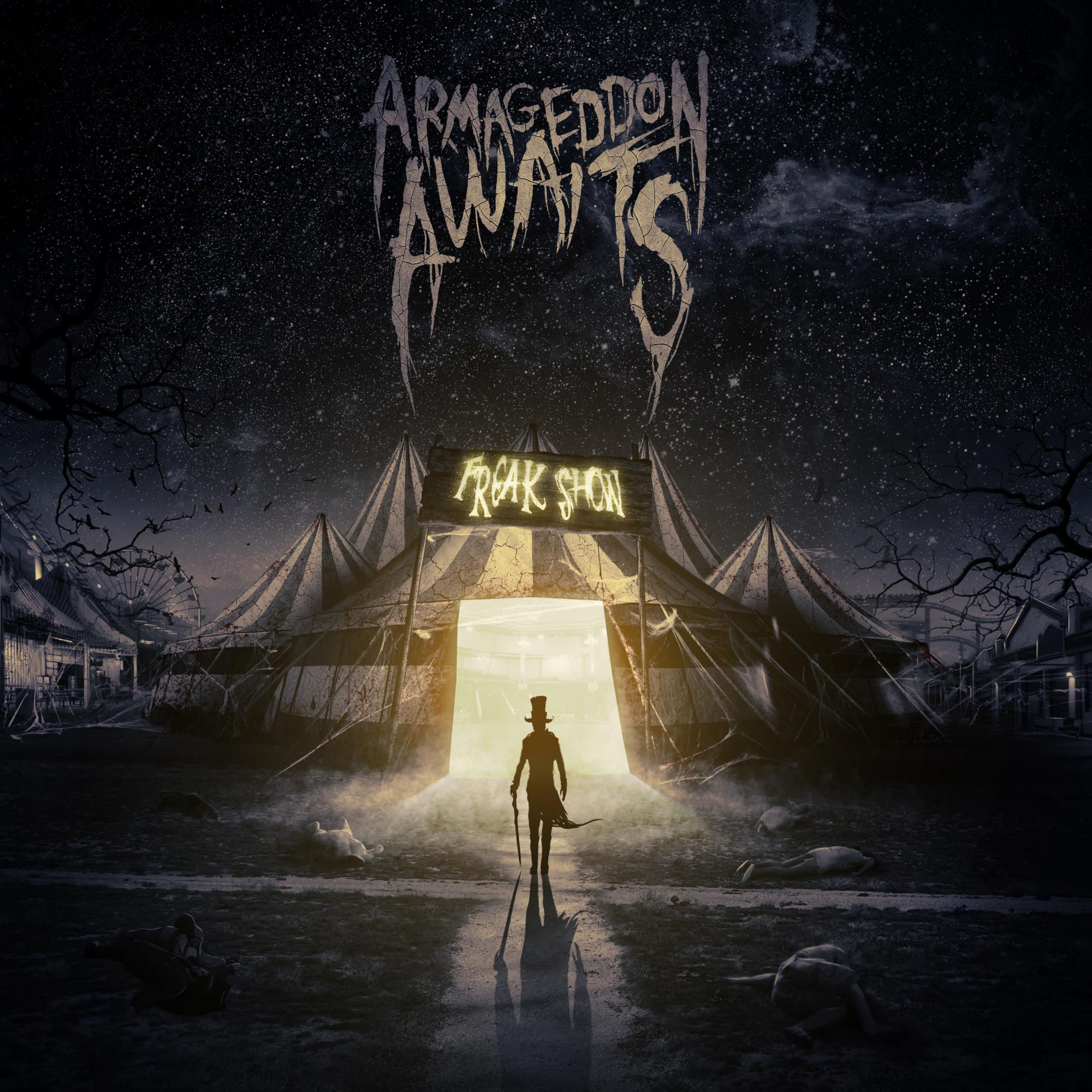 Armageddon Awaits - Freak Show [EP] (2016)