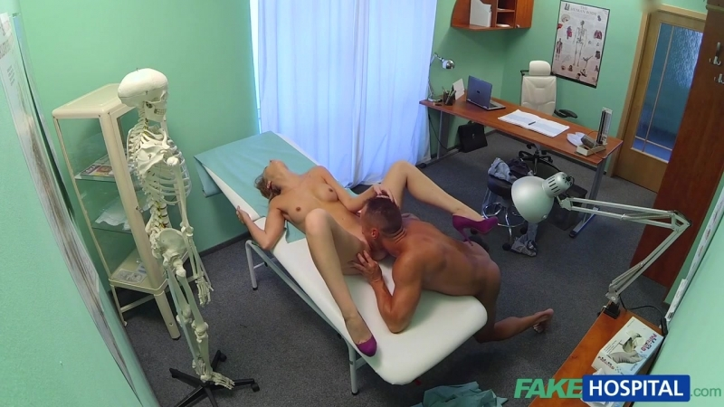 Alexis Crystal aka Anouk HD porno 720, all sex, hospital,