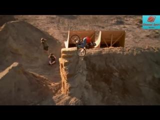 Даунхилл_ Безумный скоростной спуск на горном велосипеде_ Экстремальный спорт