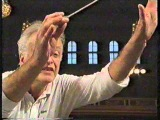 Carlos Kleiber - Probe rehearsal - 1000 und eine Nacht