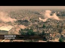 Mine flies straight into the camera The offensive by Syrian army on positions of terrorists