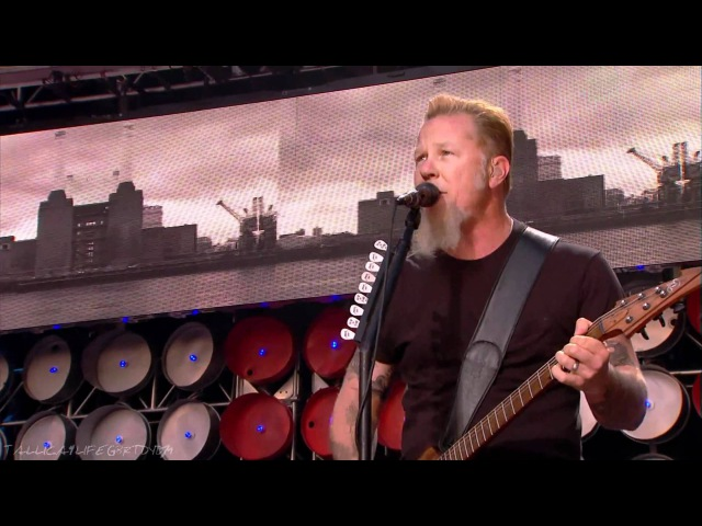 Metallica Nothing Else Matters HD 1080p English Russian Subtites