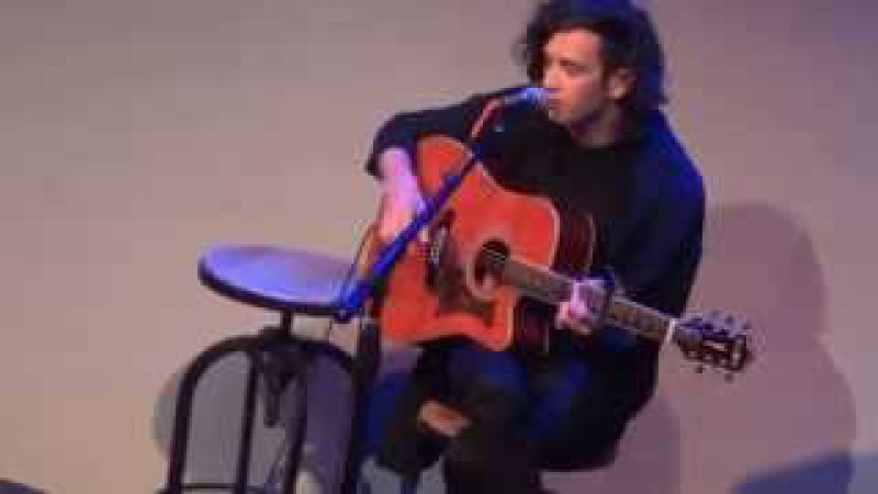 MATTY Healy ACOUSTIC - CHICAGO - SEX CHOCOLATE - CHOPSHOP VENUE