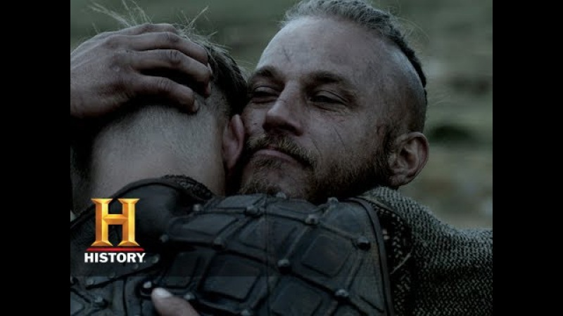 Vikings: Ragnar is Reunited with Lagertha and Bjorn (Season 2, Episode 4) | History