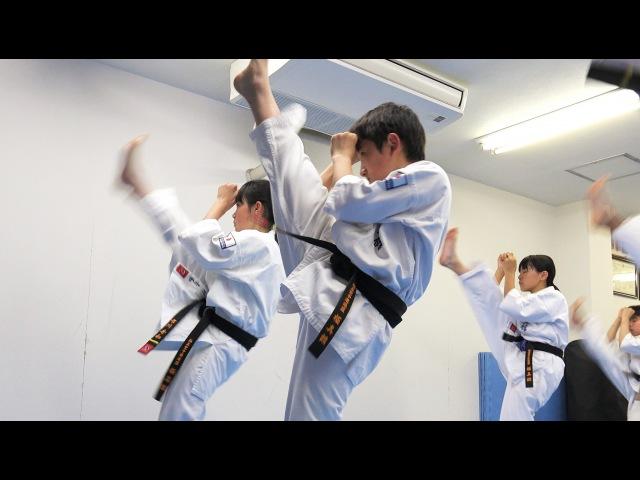 少年少女の稽古が美しすぎる空手道場!Beautiful Karate training in Kyokushin dojo!