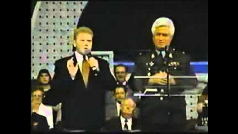 генерал Российской Армии Борисов свидетельствует о своей вере в Бога