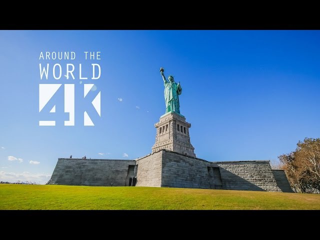 New York in 4K