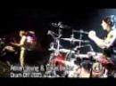Travis barker drum batle