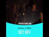 Фразовые глаголы в кино: Set off (