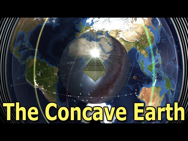 LSC's Concave Earth