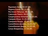 Списки погибших в авиакатастрофе в Египте. Рейс 9268 Шарм-Эль-Шейх - Санкт-Петербург. 31.10.2015