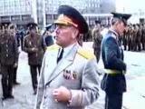 Генерал-майор В. А. Мартынов на присяге 05 09 93.flv