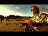 Bather's Beach Blues Fremantle  on Lap Slide Guitar