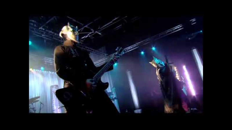 Ghost - From The Pinnacle To The Pit Interview (Live @L'album De La Semaine, Canal)