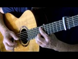 California Dreamin' - Michael Chapdelaine -  Video (solo fingerstyle guitar) cover