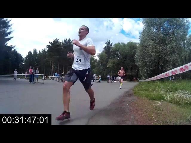 III Часовой забег Isostar Run (мужчины)