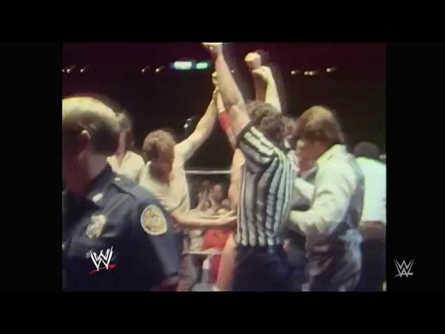 [My1] Dusty Rhodes vs. Harley Race - NWA World Championship Match: June 21, 1981