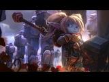 Poppy, Keeper of the Hammer - Login Screen
