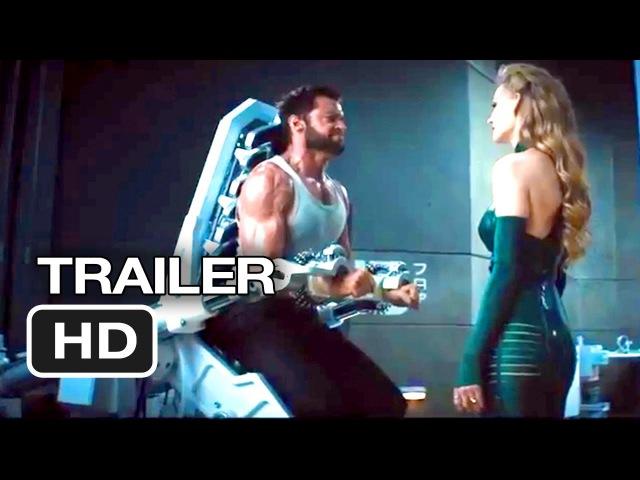 The Wolverine Official Trailer 1 2013 Hugh Jackman Movie HD
