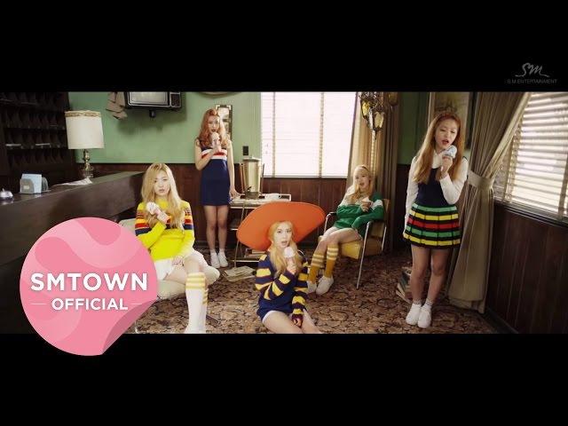Red Velvet 레드벨벳 Ice Cream Cake MV