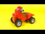 Lego Quad Bike Building Instructions - Lego Classic 10696