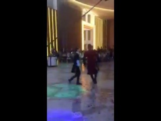 КРАСИВАЯ ЛЕЗГИНКА 2016 ASSA GROUP RAMIL TURAN NIGAR MAHMUD XEZINE PALACE