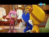 Соник Бум / Sonic Boom 1 сезон 2 серия - Приют для злодея (Карусель) online-multy.ru